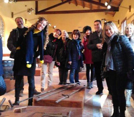 Από τη Σμύρνη… στο Μουσείο Οίνου