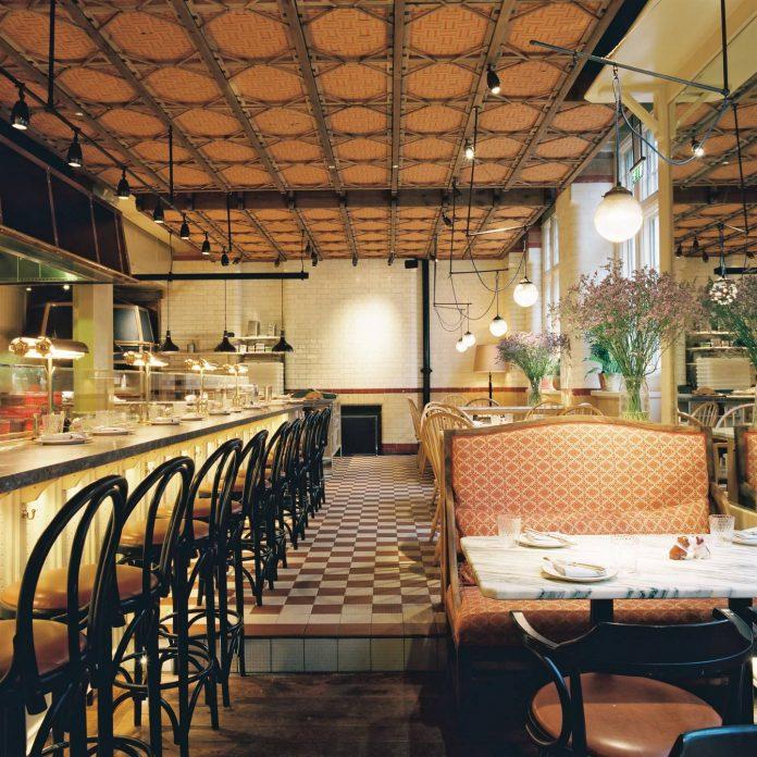 Чувено вино SAMOS NECTAR 1980 у два од најбољих ресторана Лондона