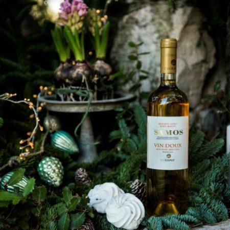 Τα κρασιά του ΕΟΣ Σάμου σε… «υψηλές πτήσεις»