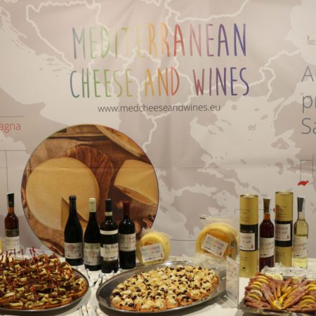 Mediterranean Cheese and wine στη Σάμο.