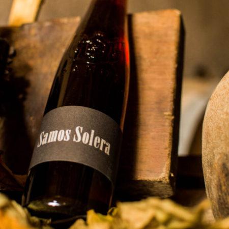 Solera: παιδί του ήλιου και του σαμιακού αμπελώνα